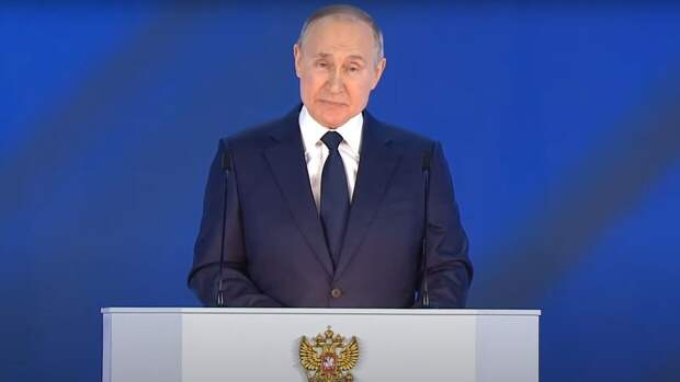 Путин перенаправил Зеленского к главам ЛДНР