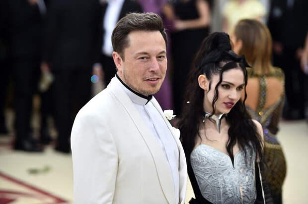 48-летний Илон Маск стал отцом в шестой раз