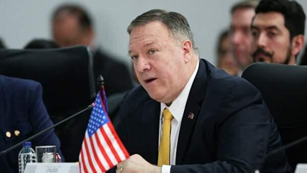 США выдвинули требования Белоруссии