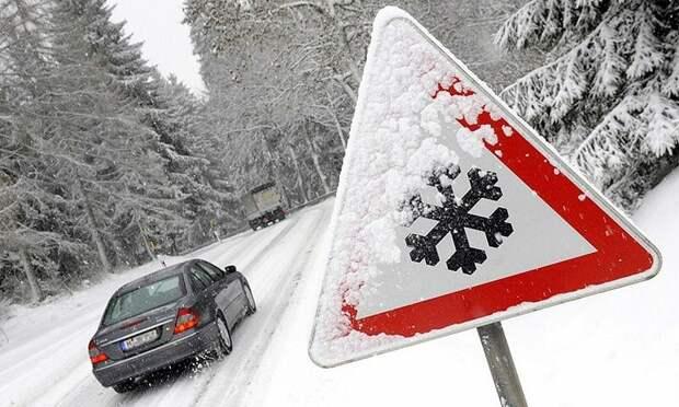 Топ 8 важных советов для автомобилистов зимой.
