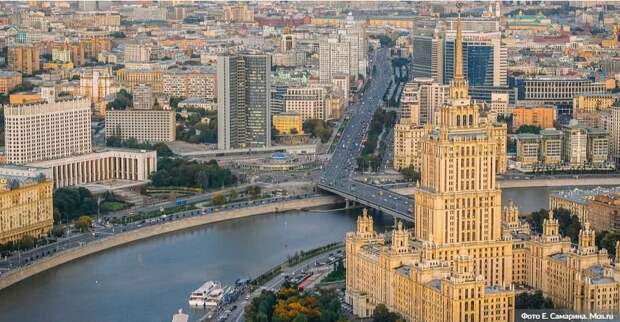 В Москве рост тарифов на услуги ЖКХ в 2021 году будет ниже инфляции / Фото: Е.Самарин, mos.ru
