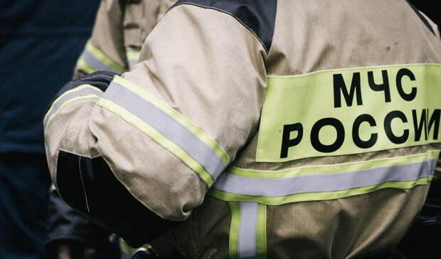 ВоВладикавказе из-за взрыва газа полностью разрушено здание супермаркета «Магнит»