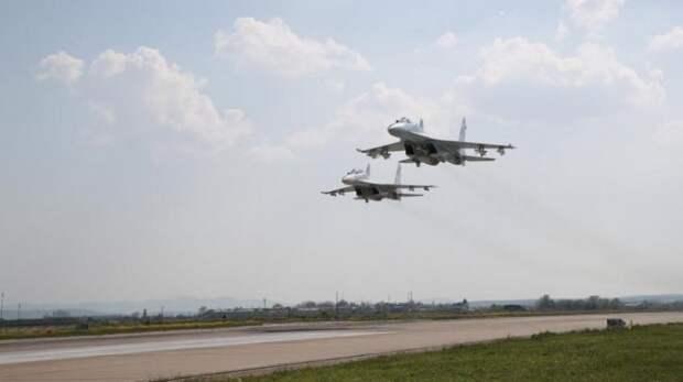 Юг России и Кавказ укрепят новейшими истребителями Су-35