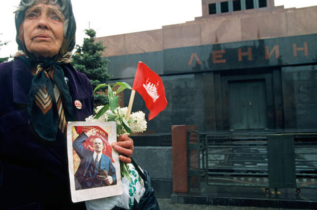 Машина Времени. Россия, выборы 1996 1996, Ельцин, ностальгия