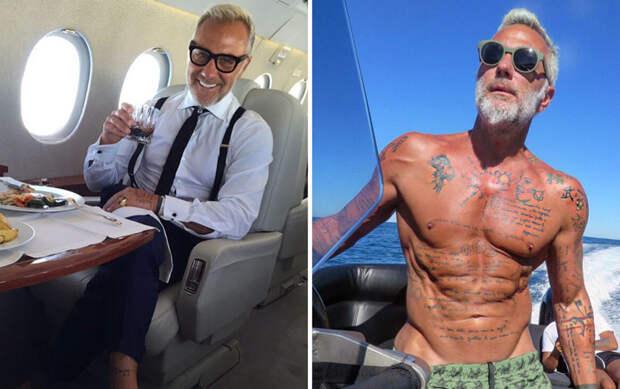 Джанлукка Ваччи, 49 возраст, достойно, мужчины, форма