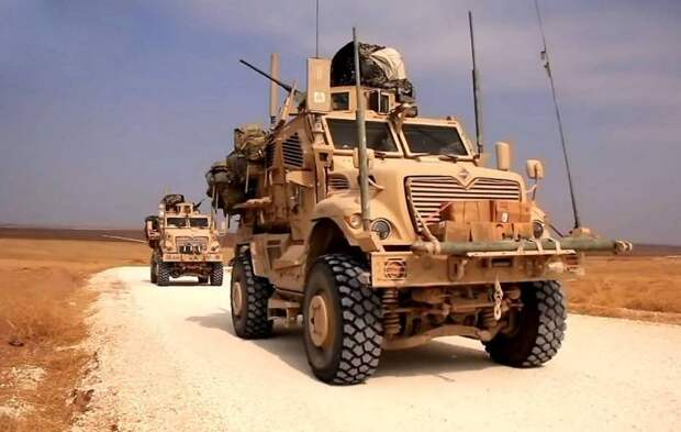 Американцы доставили на свою базу в Сирии десятки боевиков ИГИЛ