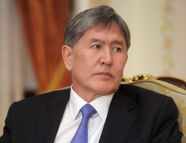 Суд приговорил бывшего президента Киргизии Алмазбека Атамбаева к 11 годам лишения свободы