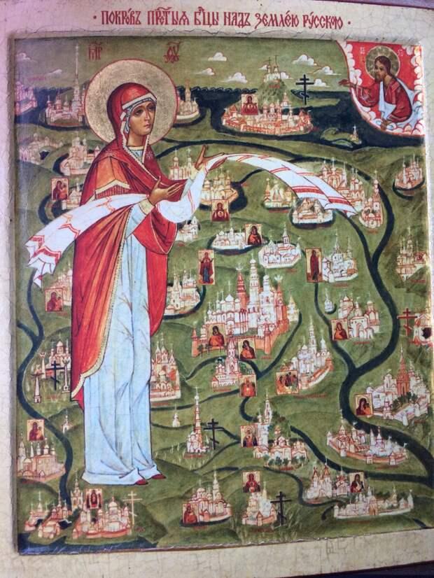 Булгарские «Покрова» для Руси и православного мира.