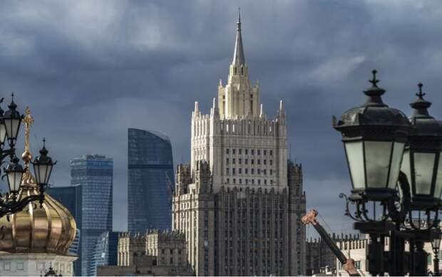 МИД ответил на призывы США ввести санкции против России из-за цен на газ