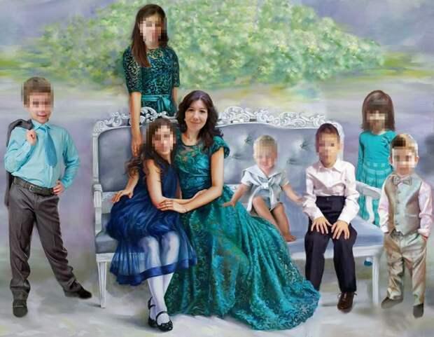 Зачем рожала Сабина Мамедова?