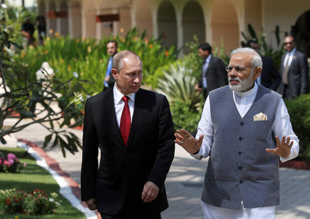 Старый русский друг для Индии лучше новых американских двух