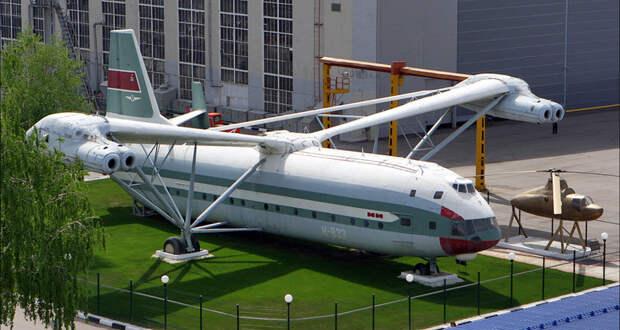 В-12: самый плохой вертолет СССР