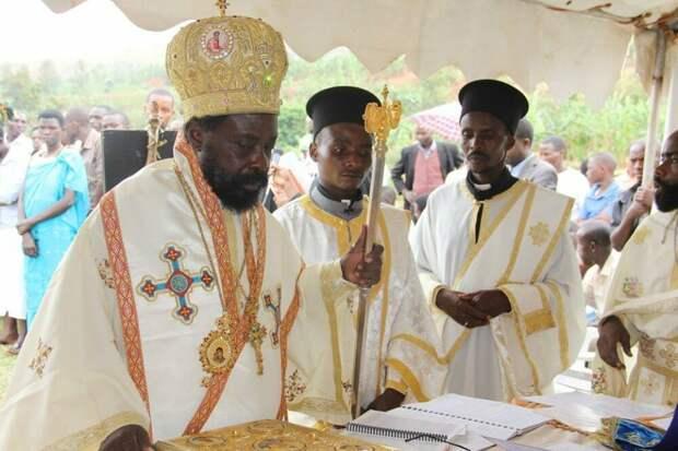 Африканские приходы варфоломеевских раскольников просятся в РПЦ