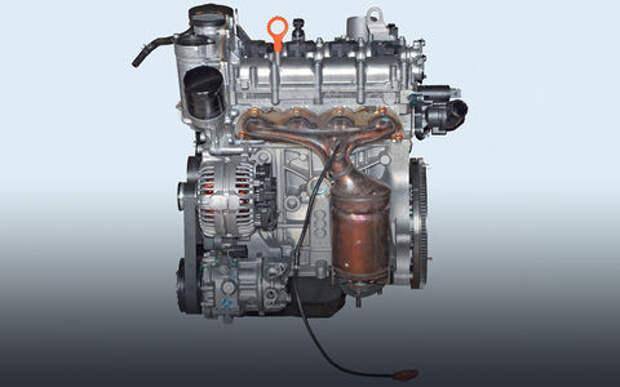 Все проблемы двигателя Volkswagen 1.6 - экспертиза За рулем