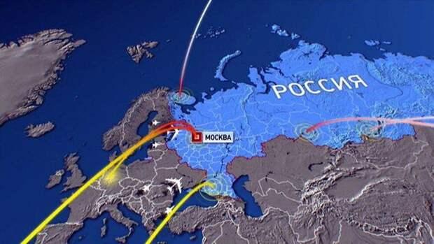 США готовы наносить удары по гражданским объектам в России и Белоруссии