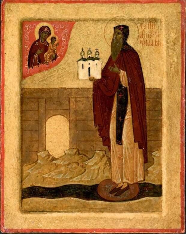 ПОДВИГИ ИТАЛЬЯНЦА В РОССИИ Памяти преподобного Антония Римлянина
