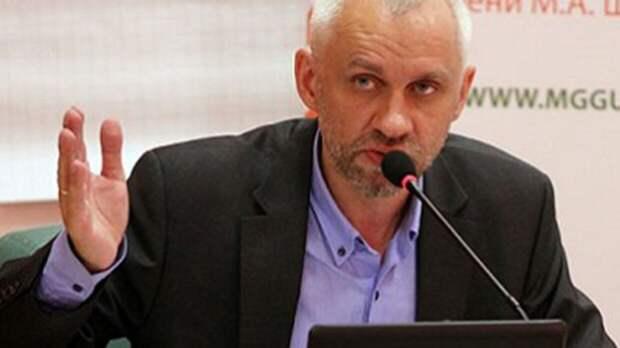 Политолог Шаповалов разгадал готовящуюся провокацию Галяминой