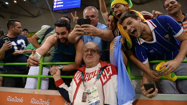 IHF помогла Трефилову получить аккредитацию на Олимпиаду
