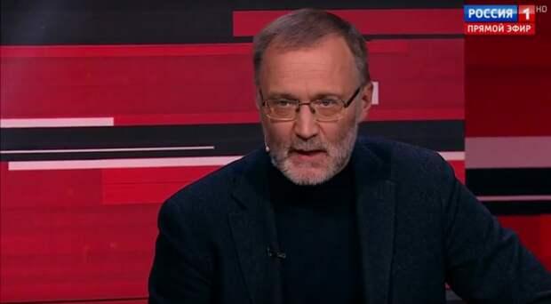 Михеев: спасибо Западу, что не оставил нам выбора - мы стали сильнее.