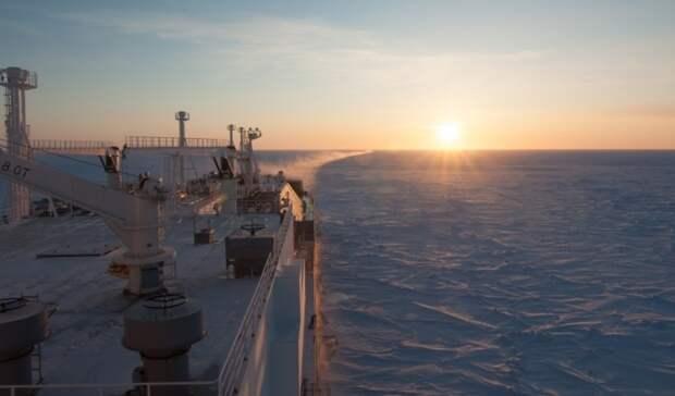 Хрупкость Арктики будет учитывать новая логистика Севморпути