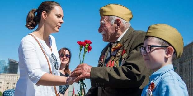 В ЮВАО состоятся праздничные мероприятия в честь Дня Победы/ Фото mos.ru