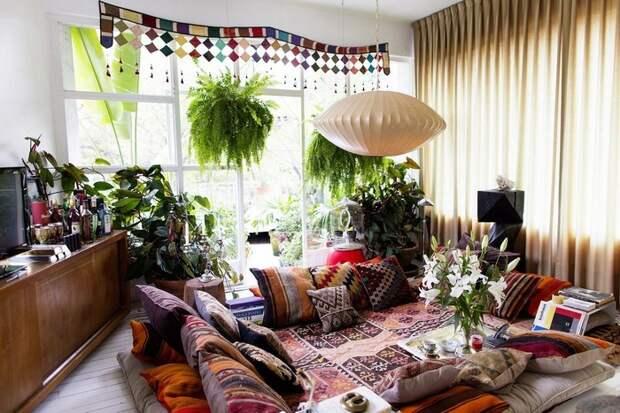 10 аксессуаров в стиле бохо для оформления комнаты