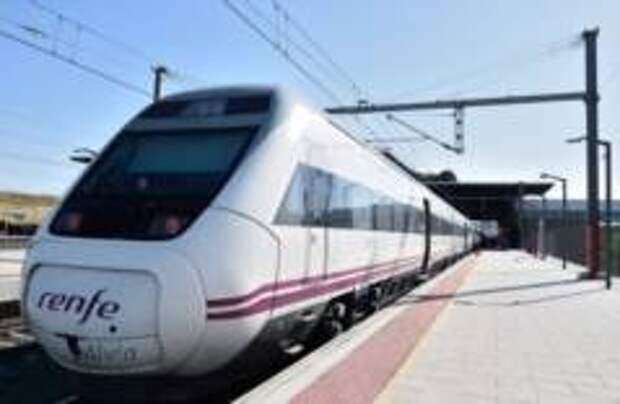 Испания без поездов