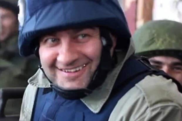Реклама с Пореченковым во Франции взбесила украинское посольство