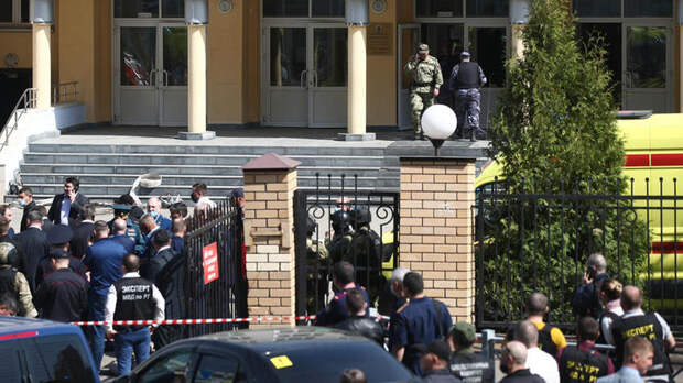 В Казани обсудят поощрение учителей, защитивших детей при обстреле