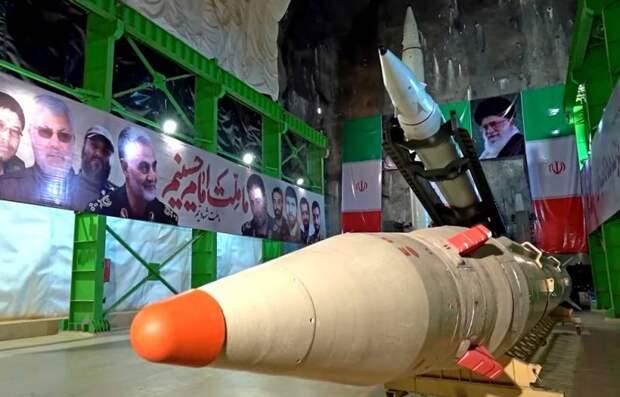 Появление у Ирана ядерного арсенала выгодно России