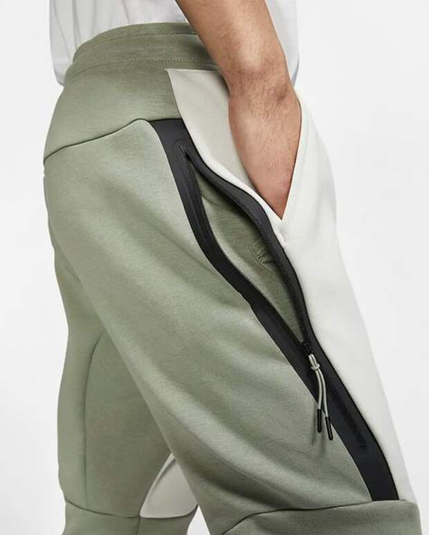 Детали для пошива брюк в стиле спорт