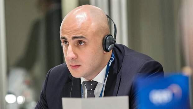 Лидера грузинской оппозиции Никанора Мелию выпустили из-под стражи
