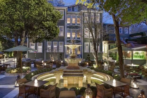 Какой отель выбрать в Стамбуле?