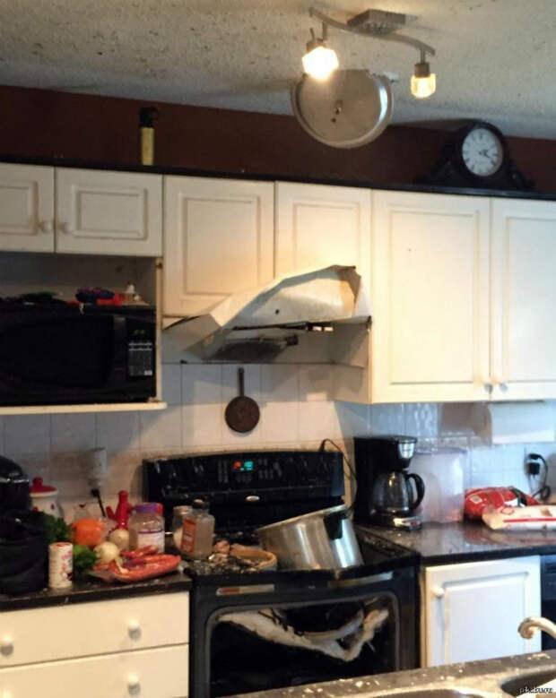 Адская кухня. | Фото: Obovsyom.com.