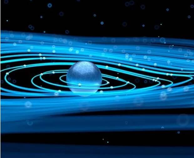 Вжух! Учёные создали суперволчок, делающий 300 миллиардов оборотов в секунду