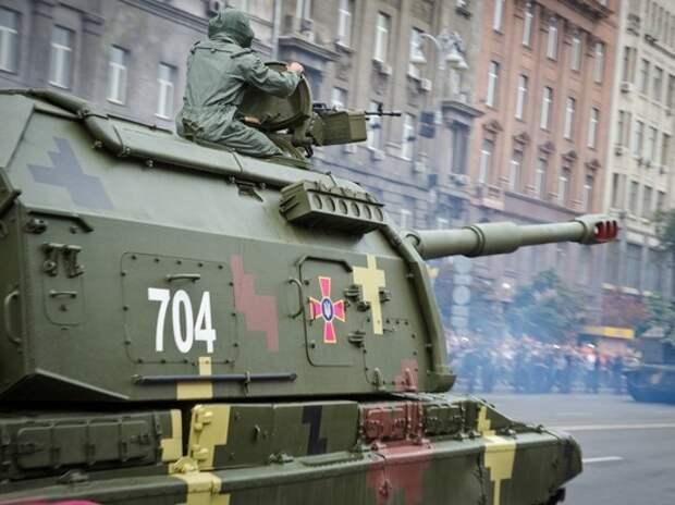 Украинские силовики обстреляли пригород Донецка из миномета
