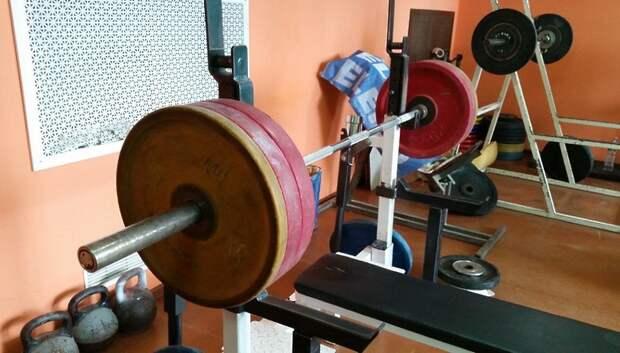 Турнир по тяжелой атлетике пройдет в Подольске 24 февраля
