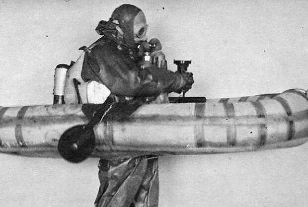 «Подводная пехота»: как воевал советский глубинный спецназ