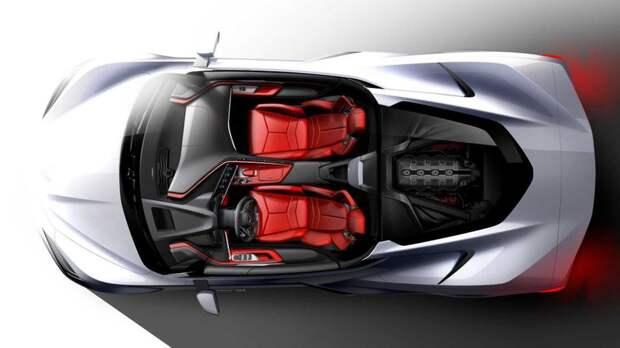 Стало известно название самого мощного Chevrolet Corvette