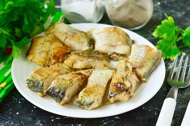 Рыба по-индийски — просто готовится и очень вкусно