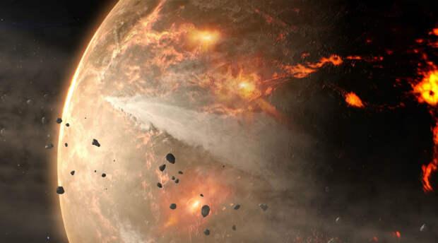 Что можно увидеть, если прыгнуть в яму в земле и долететь до центра планеты