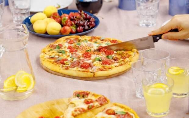 Лучшие выпускники страны разработали рецепт студенческой пиццы в МГУПП