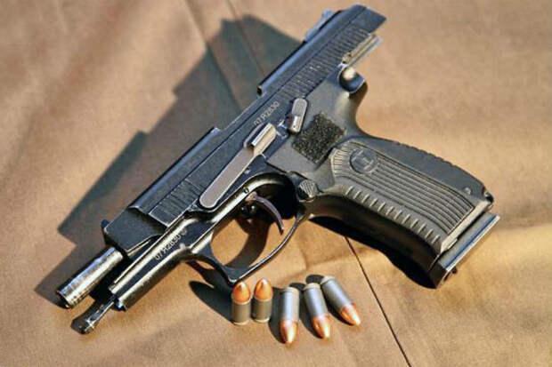 Грач: главный пистолет в российской армии