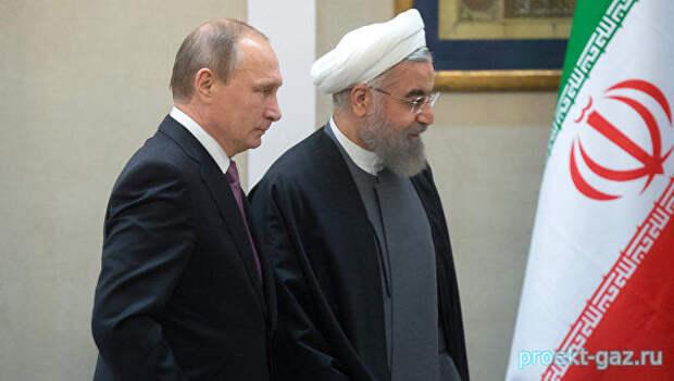 """На встрече Путина и Роухани """"Газпром"""" и NIOC договорились сотрудничать. А что толку?"""