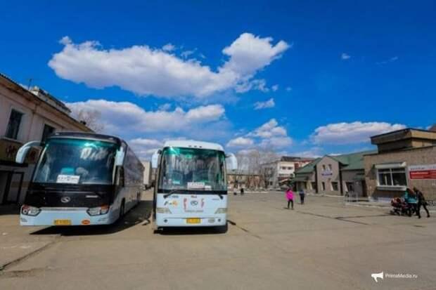 Междугородние автобусы из Владивостока в Находку будут делать крюк из-за аварийного моста