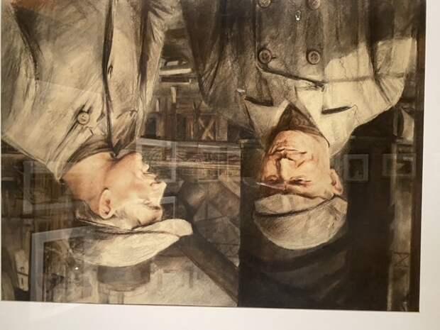 Выставка «Даешь Кузбасс!» в Третьяковке. Часть 2