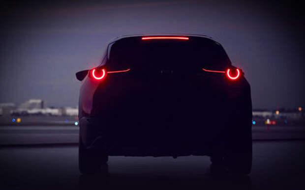 Mazda в марте представит новый кроссовер