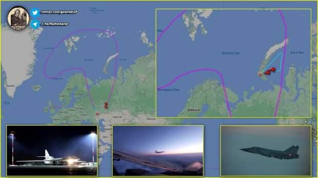 США блокируют Северный флот России