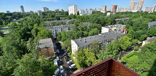 Более 50 стартовых площадок по реновации подобрано на западе столицы