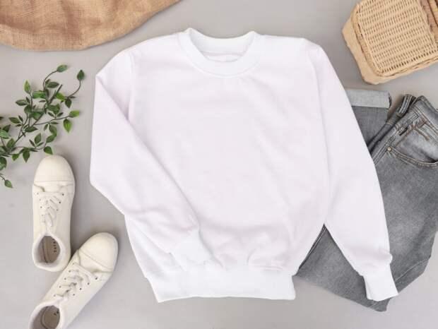 Свитшот в гардеробе: с чем носить?